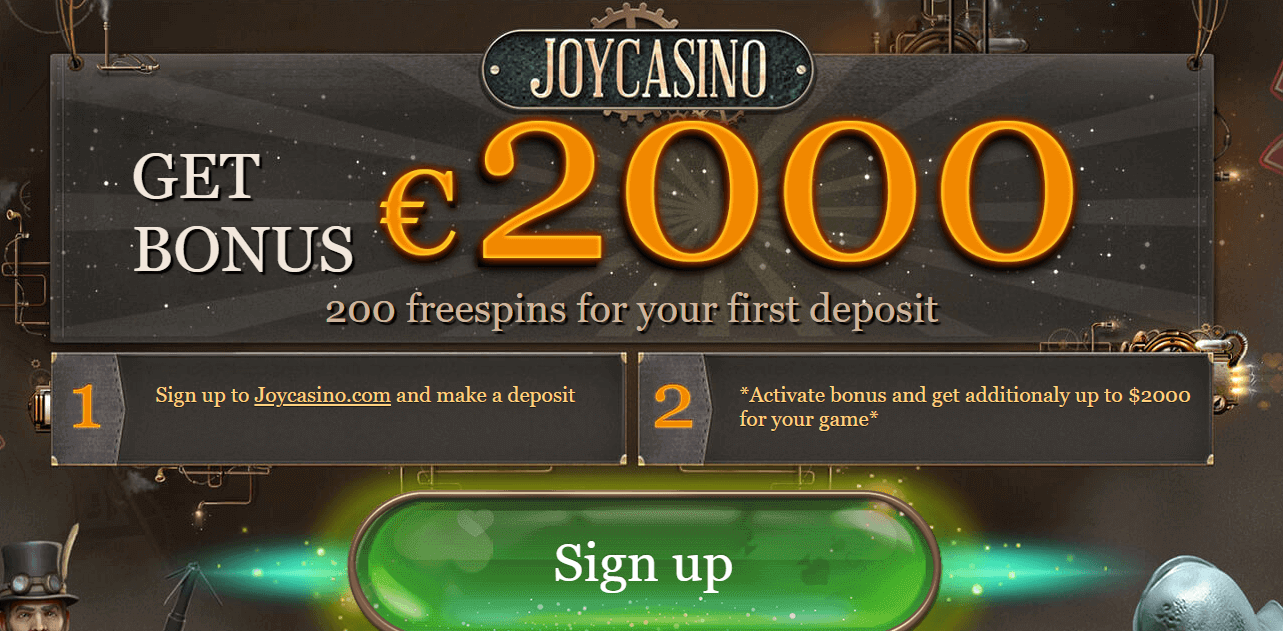 Joykazino - play for free online on the official site