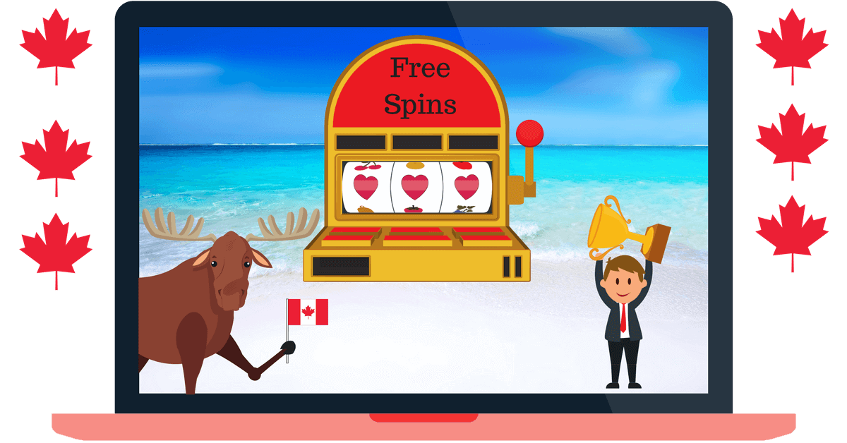 Online Slots With Free Spin Offers In Canada