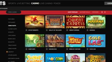 GUTS Casino › Mixed