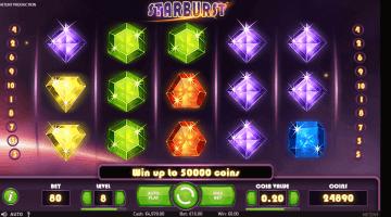 Star Burst Game