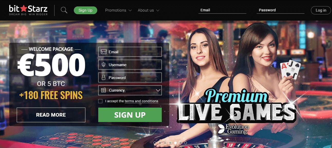 Bitstarz Casino Free Spins Bonus 2020 Yummyspins