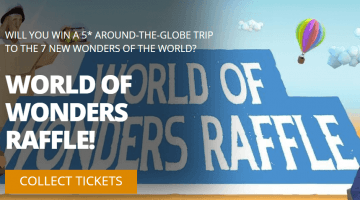 extraspel win trip around world