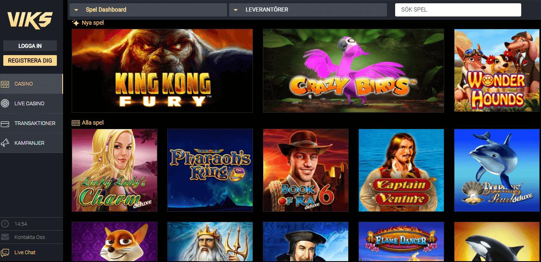 Viks Casino Online