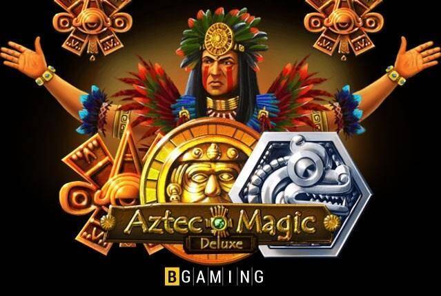 Aztec Magic Deluxe slot