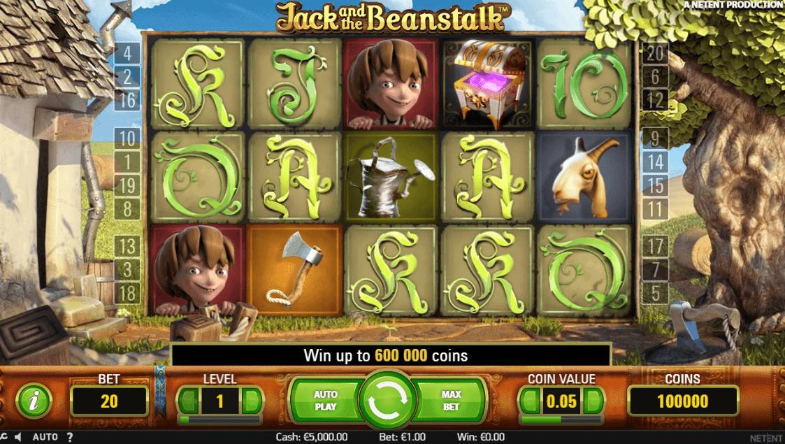 Spiele Wild And The Beanstalk - Video Slots Online