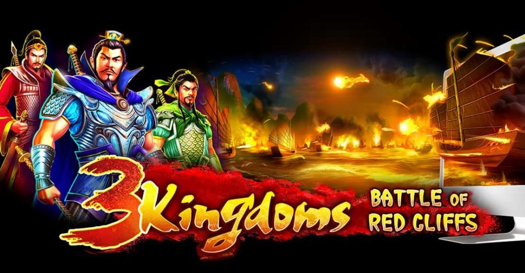 3 kingdoms slot