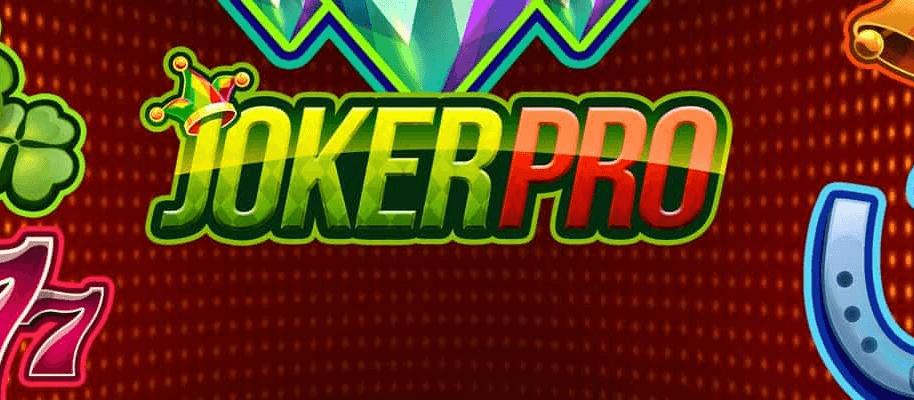 Jocker Pro slot