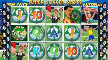 super soccer slots