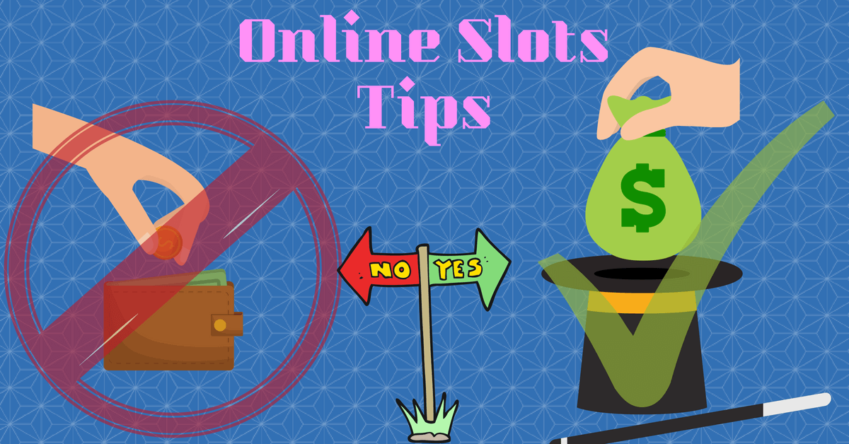 how to win online slot