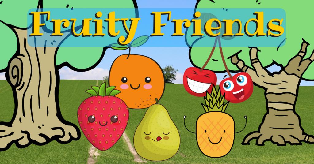 Fruity Friends logo