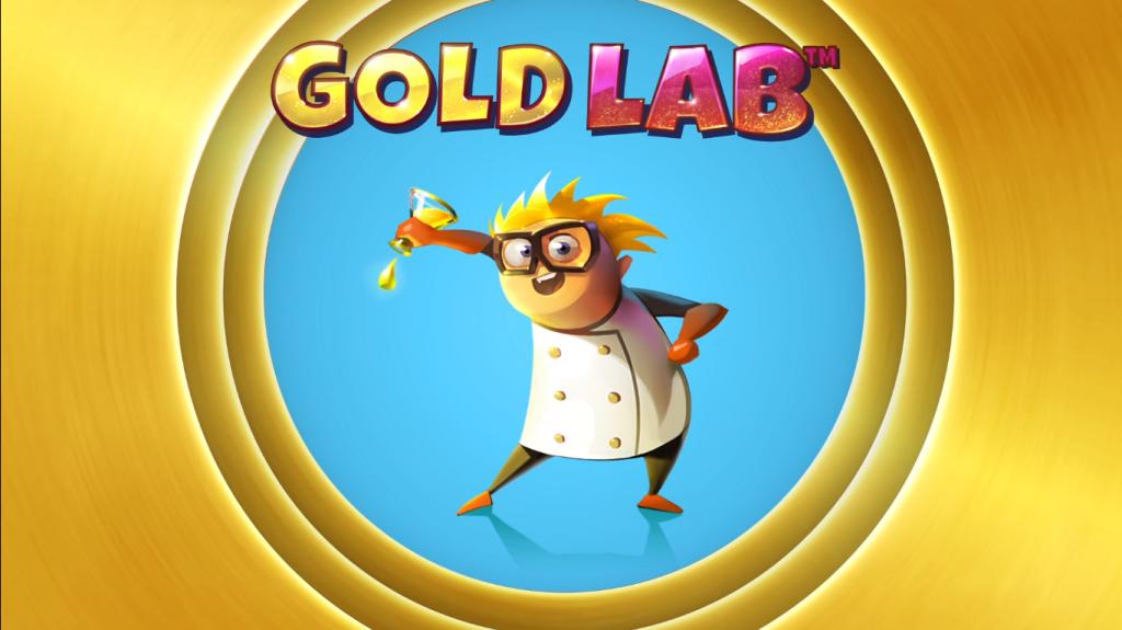 Gold Lab logo