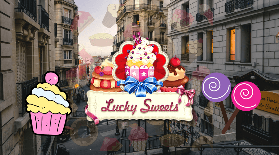 Lucky Sweets logo