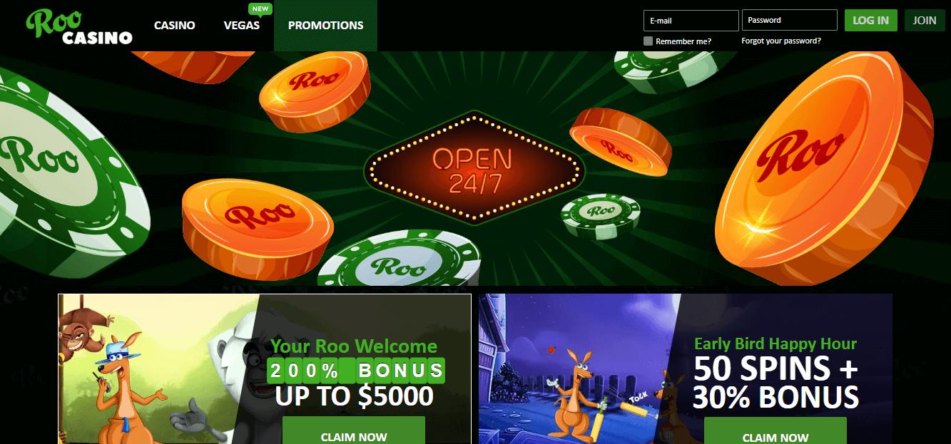 Roo casino promo code 2018 philippines