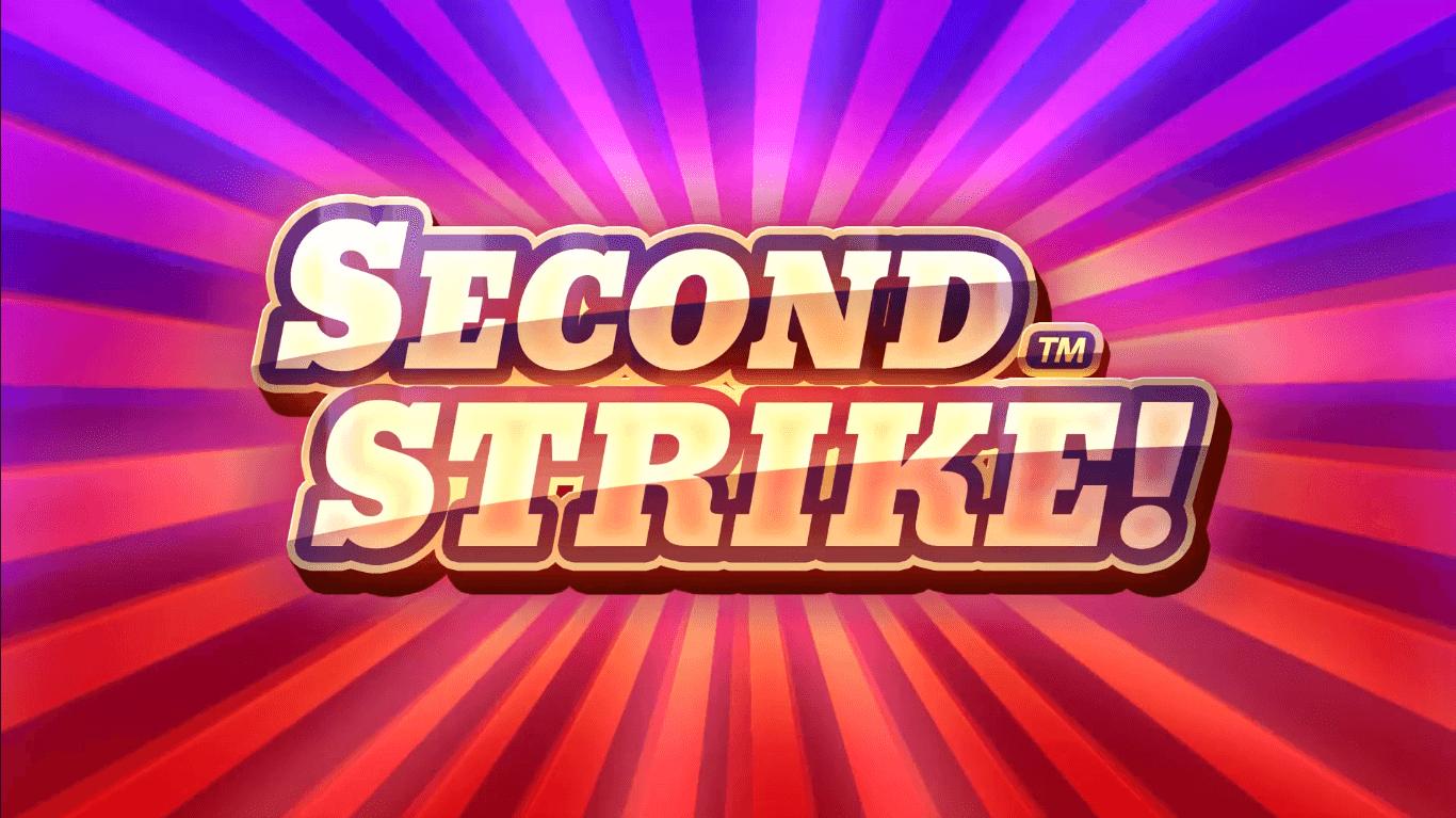 Second Strike Logo