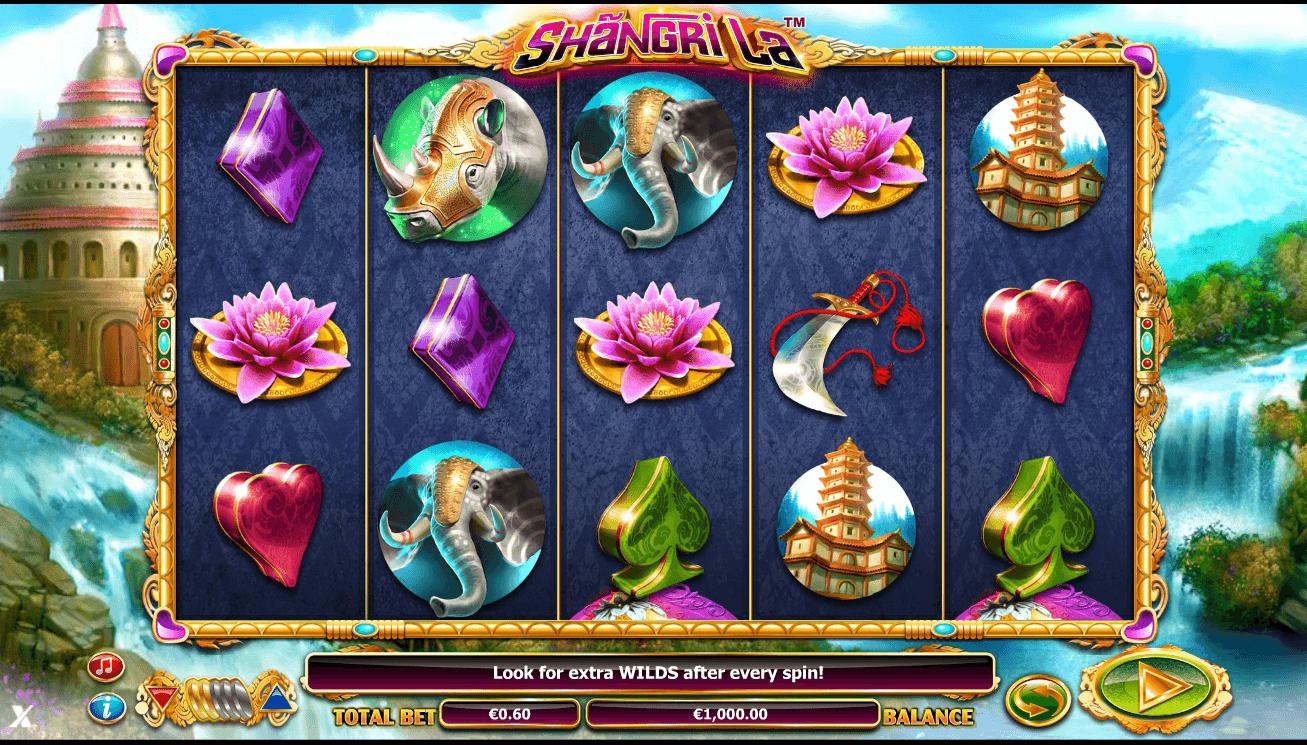 NextGen Announces The Release Of New Slot Shangri La