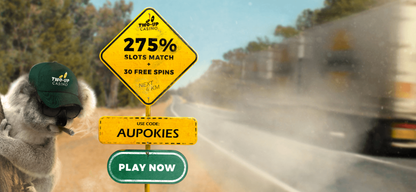 Two-Up Casino Free Spins & Bonus 2019 | YummySpins