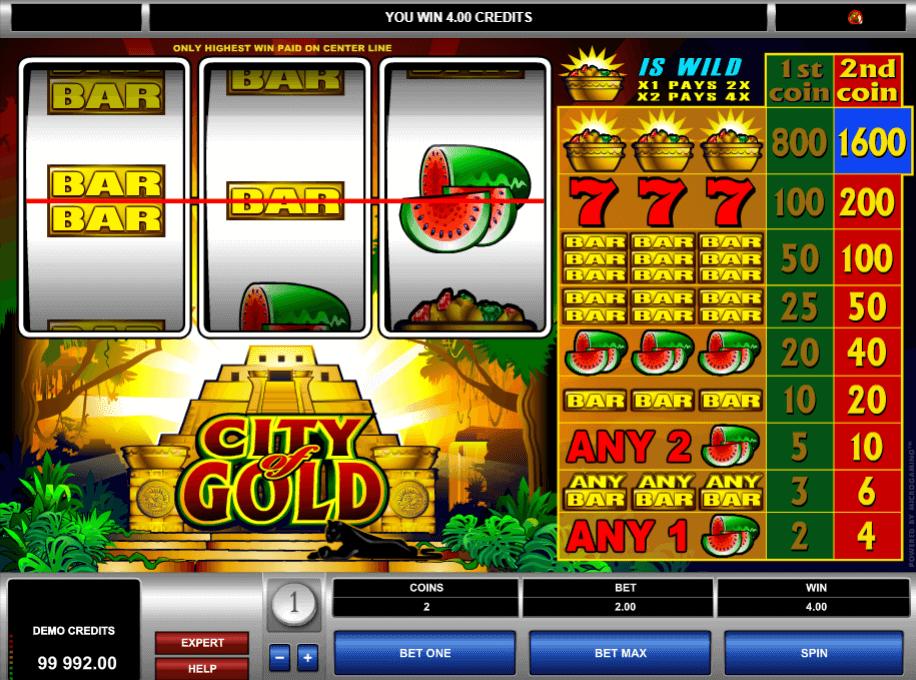 Spiele El Dorado The City Of Gold - Video Slots Online