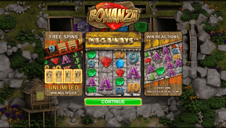 Bonanza slot online casino