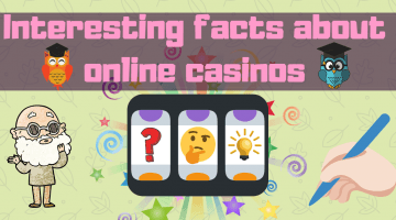 interesting facts about online casino