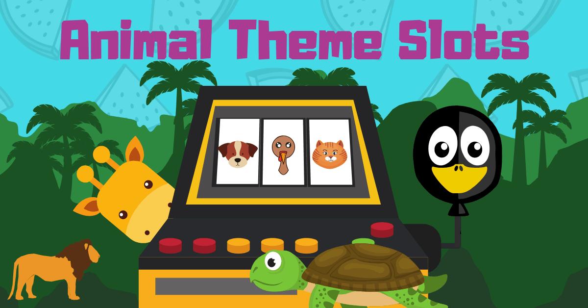 Animal theme slots