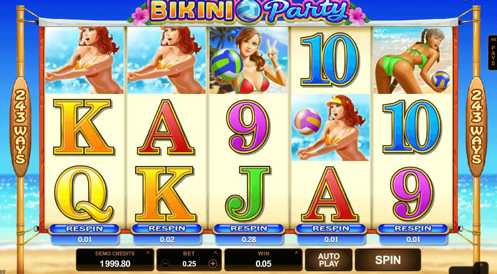 Party Bonus Free Slots