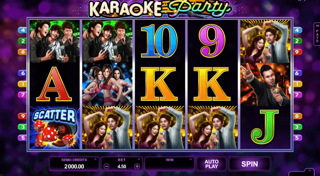 Spiele Karaoke Party - Video Slots Online