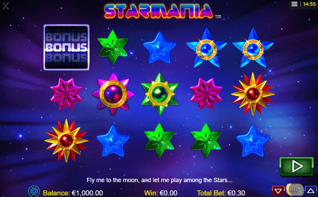 Star Mania Game