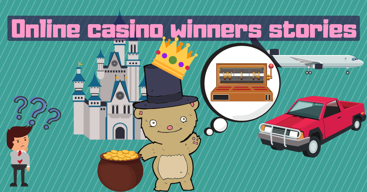 online casino winners stories