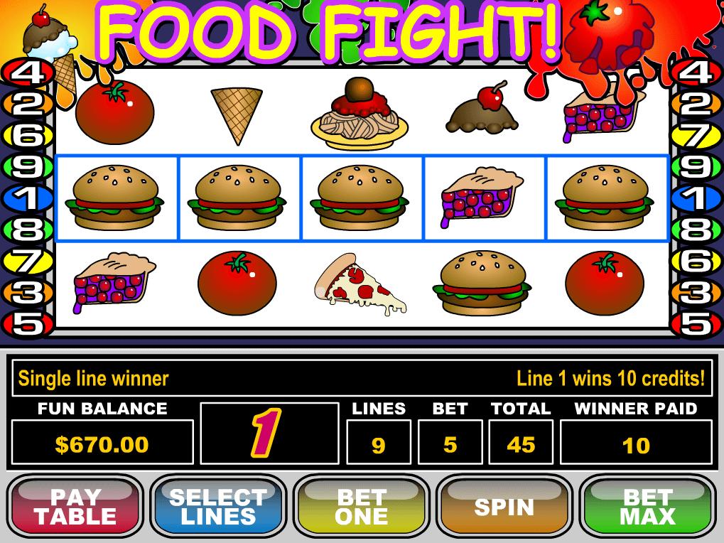 Food Slot
