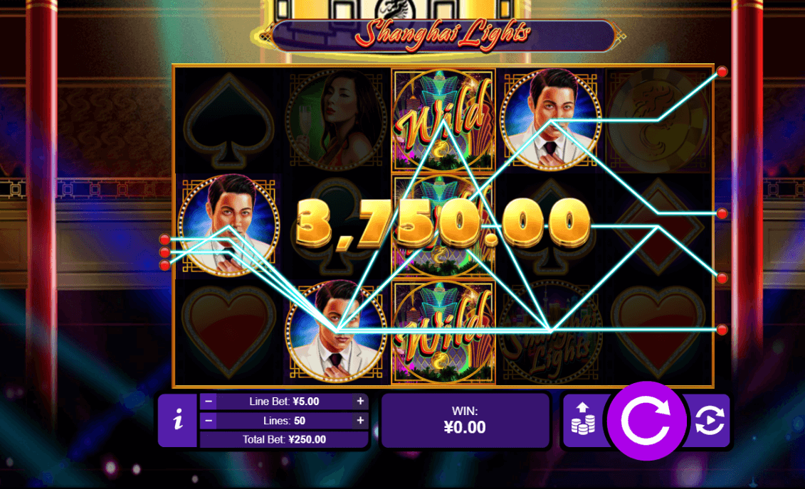 Spiele Shanghai Lights - Video Slots Online