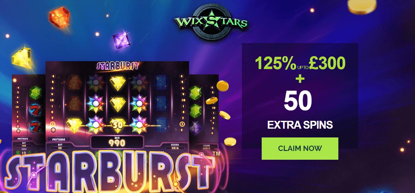 Star casino 50 free spins