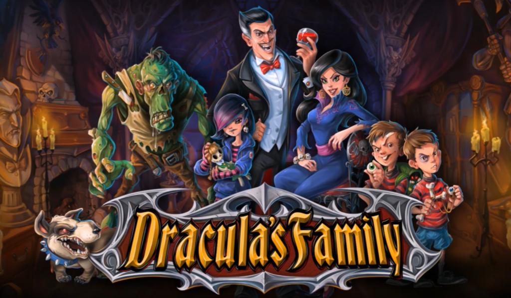 Draculas Family slot