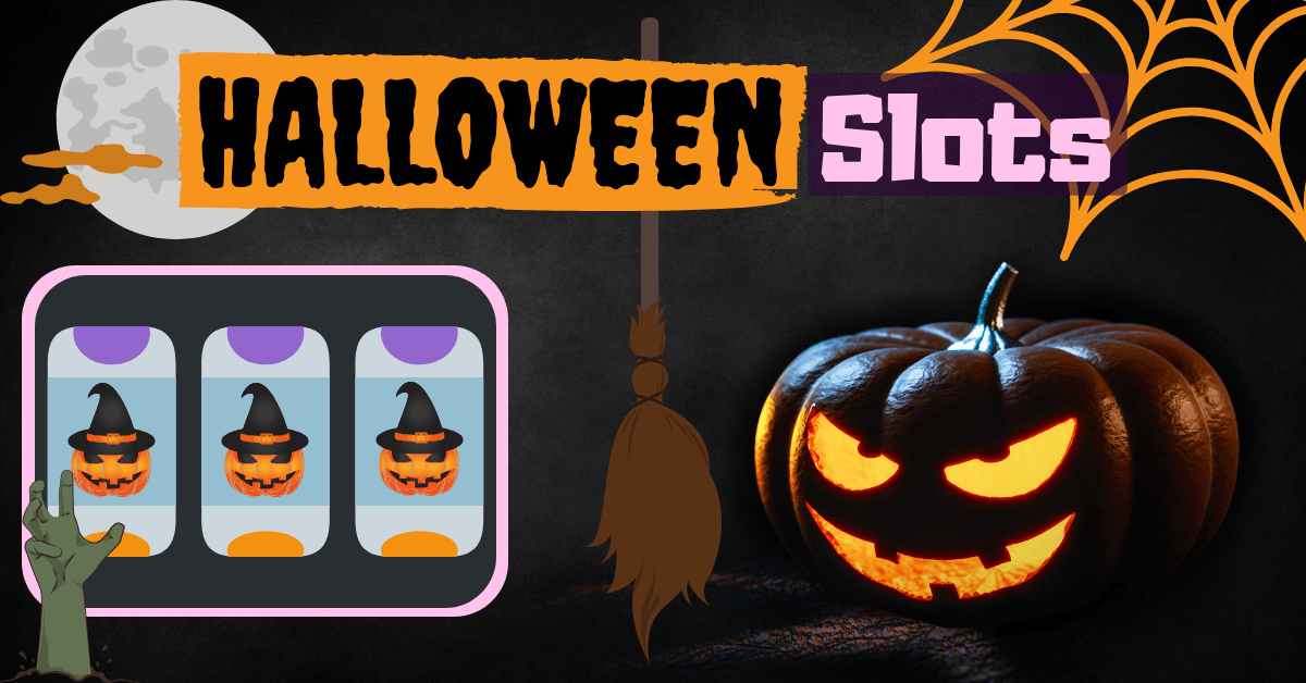 Halloween slot machine bugs