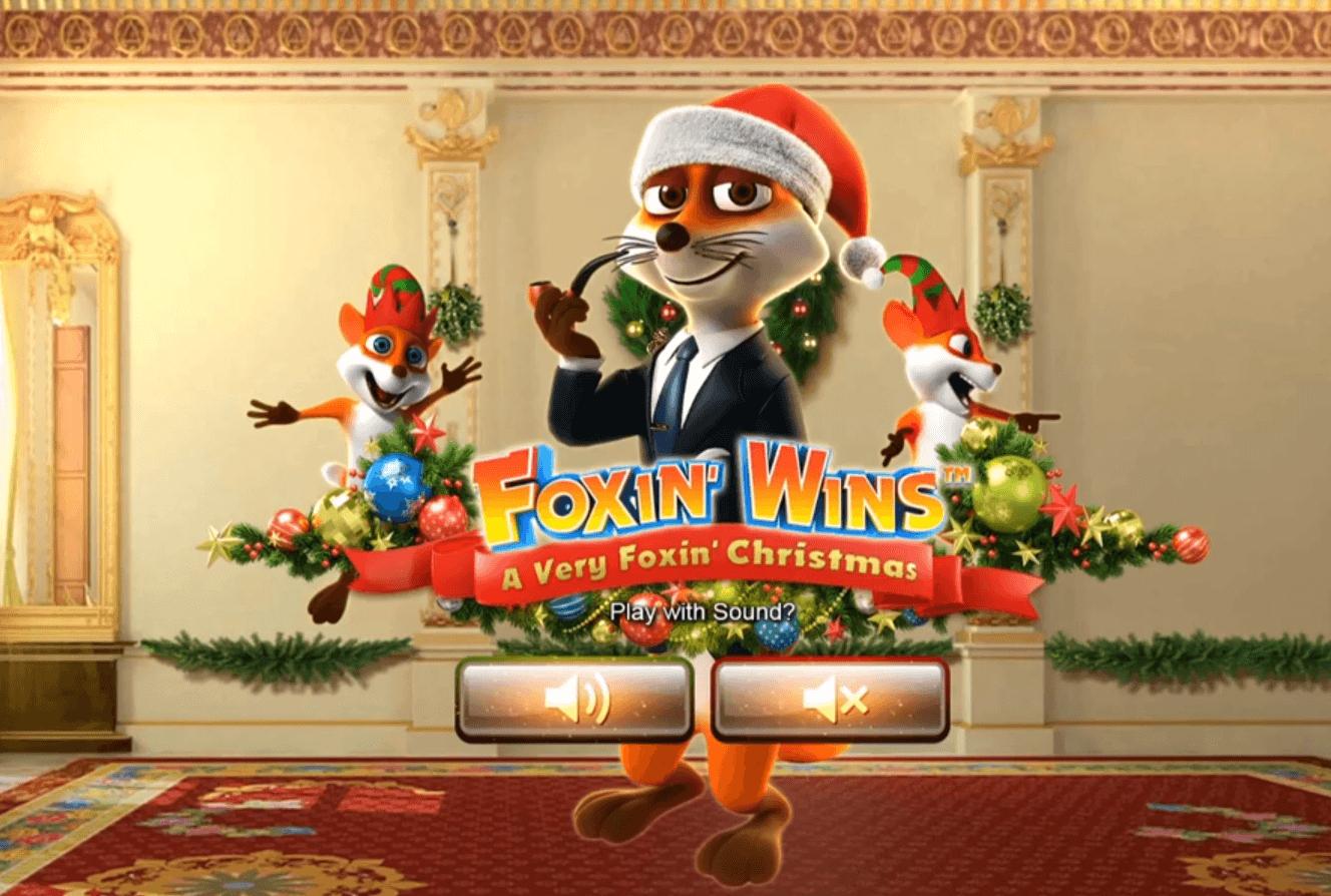 Foxin' Wins A Very Foxin' Christmas slot