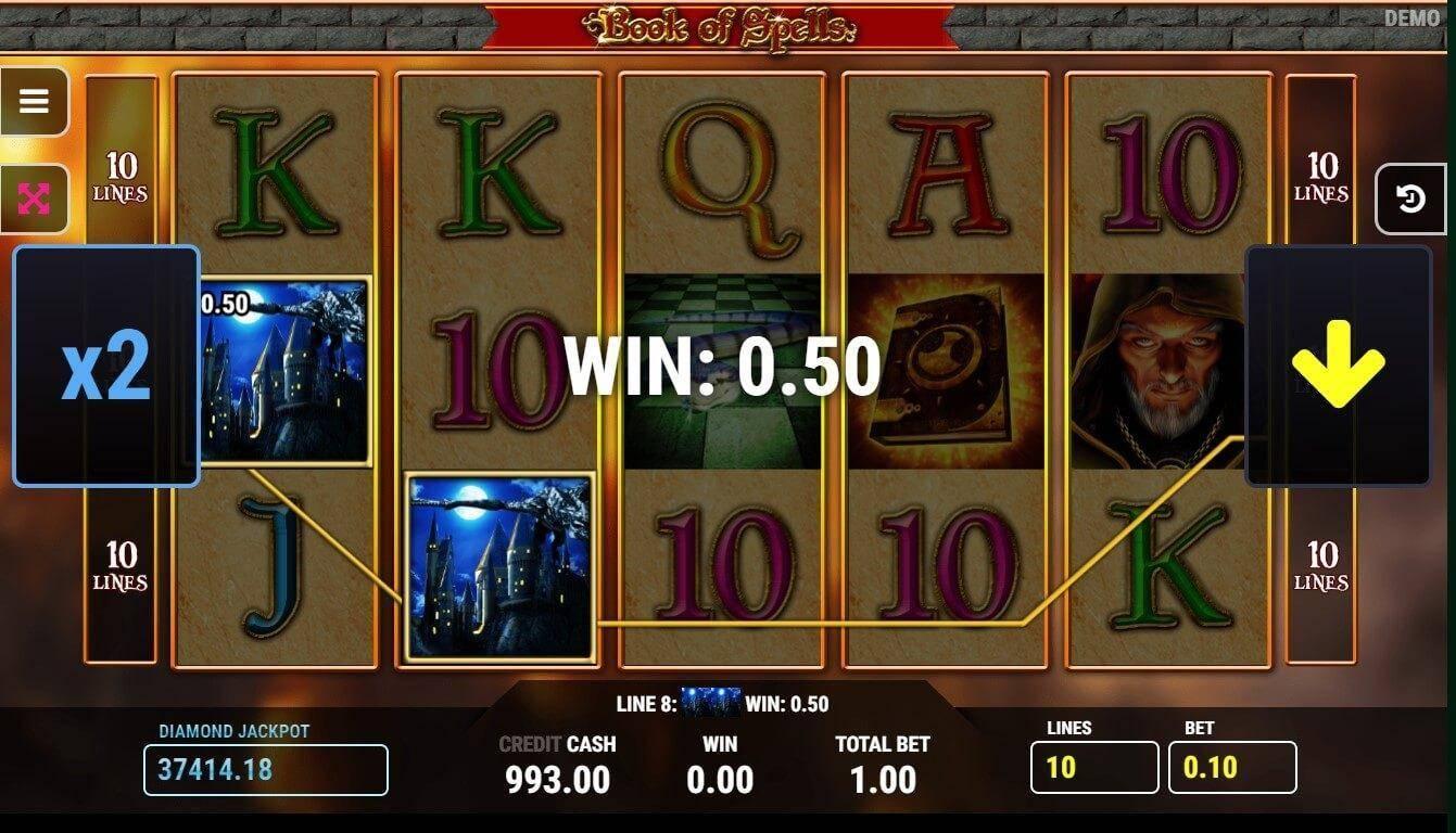 Book of Spells Slot Machine