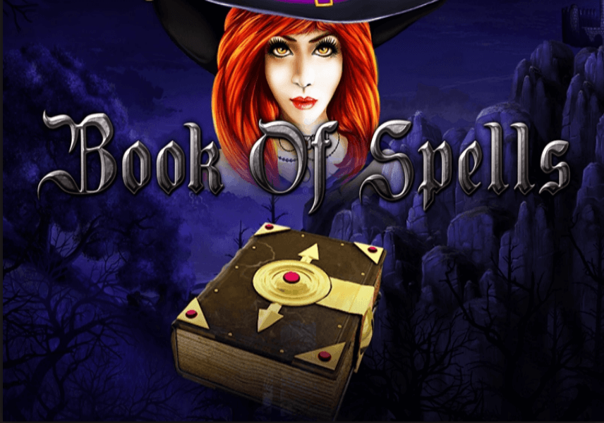 Book of Spells slot