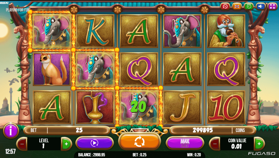 Spiele Brave Mongoose - Video Slots Online