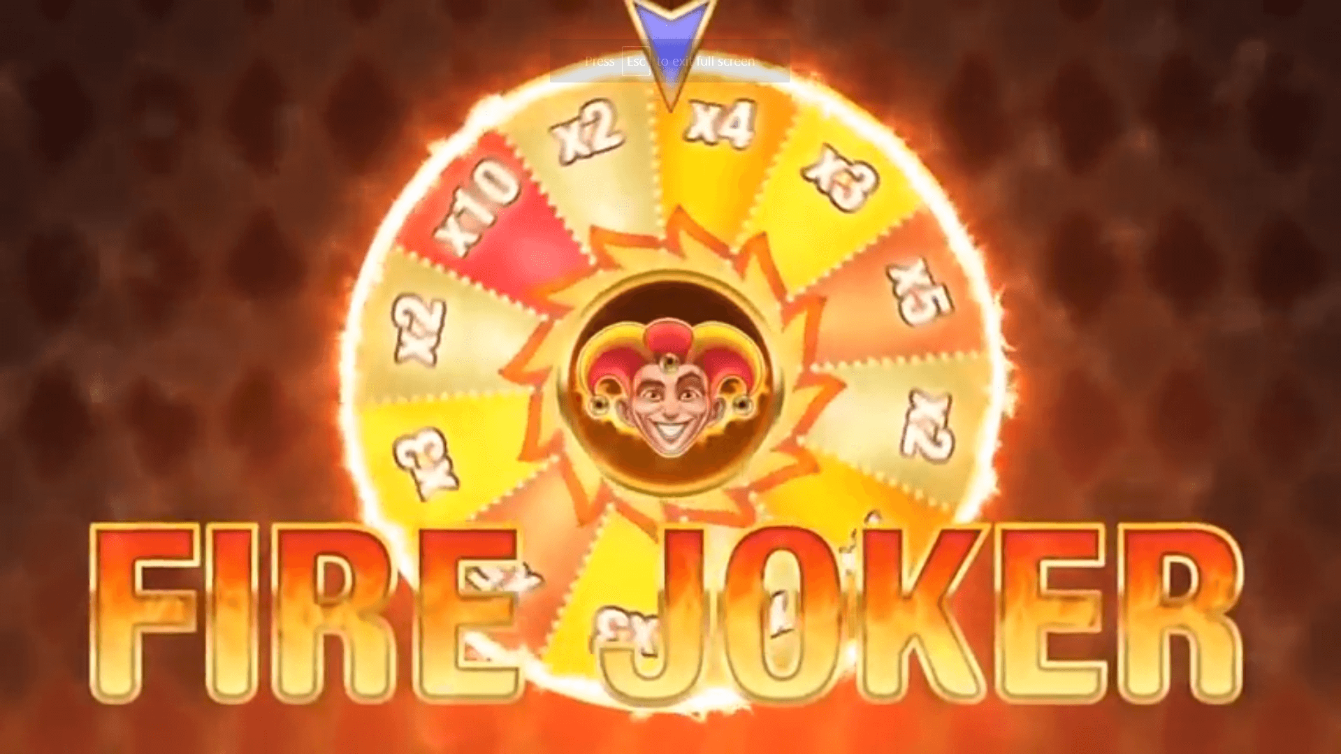 Fire Joker slot: Play with $3000 Free Bonus! - YummySpins