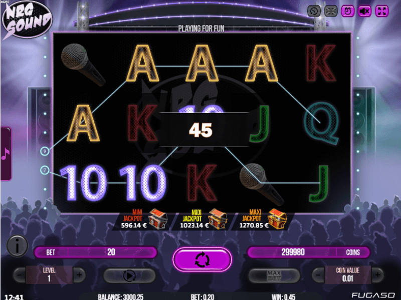 Spiele NRG Sound - Video Slots Online