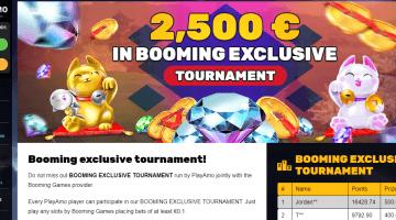 Golden lion online casino