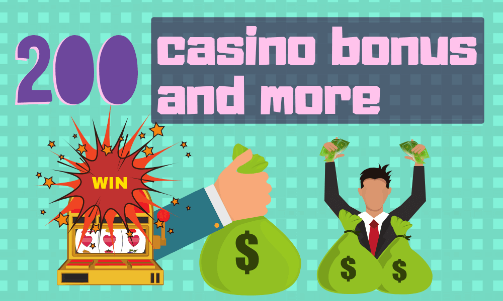 200 Casino Bonus Uk