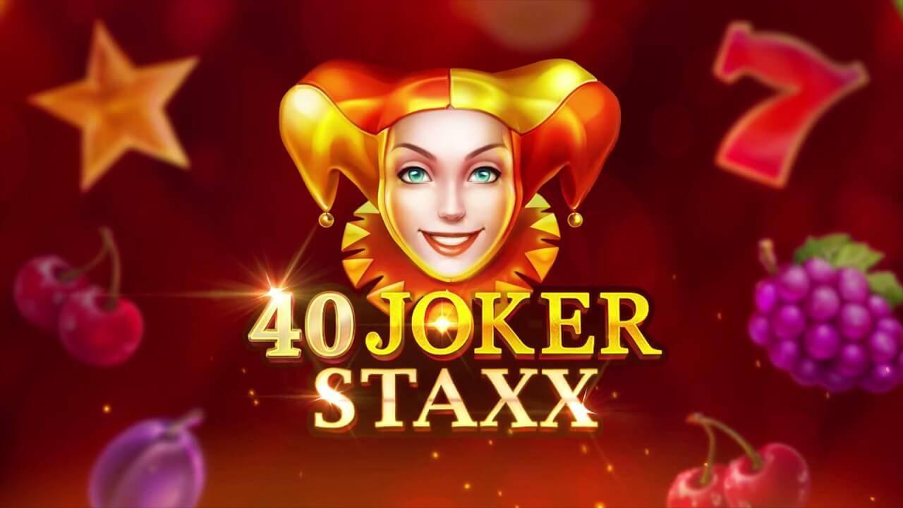 40 Joker Staxx slot