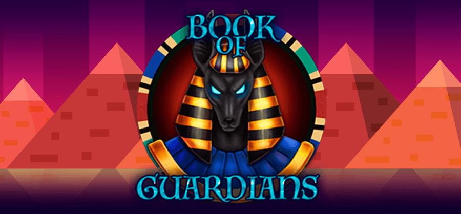 Book of Guardians slot