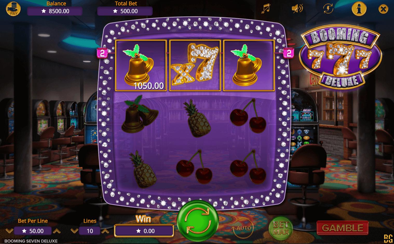Seven Slot