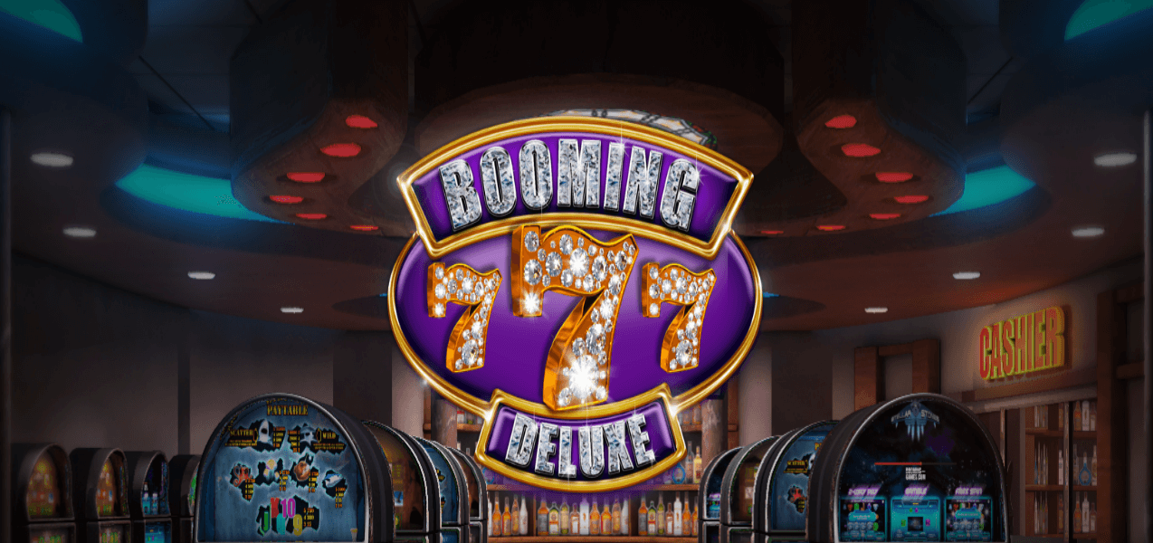 Booming Seven Deluxe Slot Machine