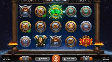 Spiele Fire Lightning - Video Slots Online
