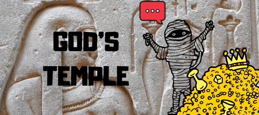 Gods Temple slot
