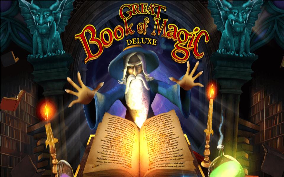 Great Book of Magic Deluxe slot
