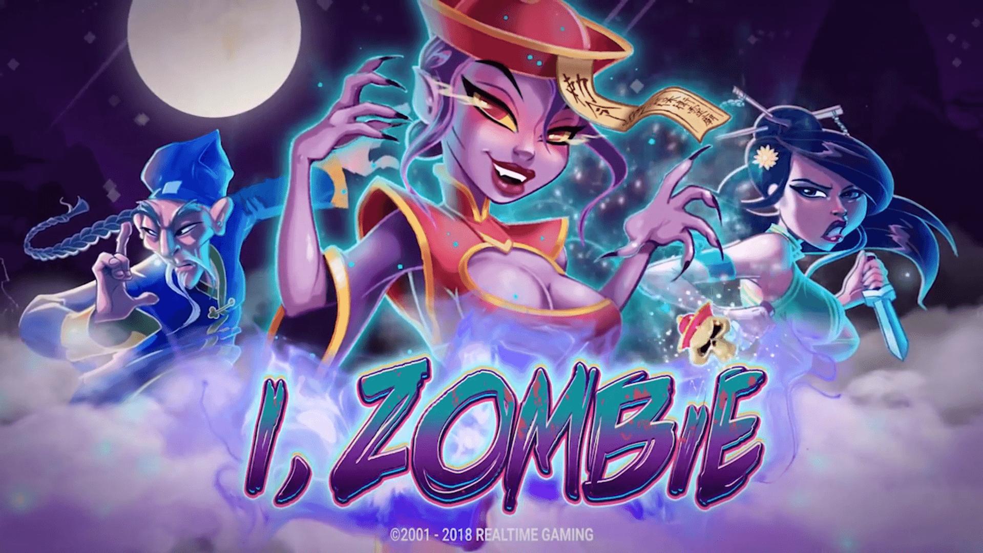 I Zombie slot