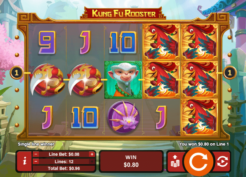 Spiele Kung Fu Rooster - Video Slots Online